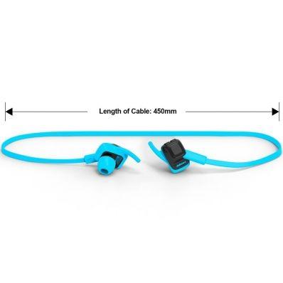 Casti wireless sport in-ear Beating cu bluetooth 4.1 blue