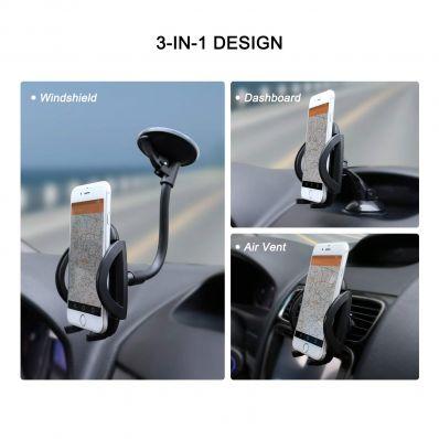 Suport telefon auto universal