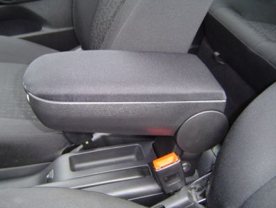 Cotiera auto VW GOLF IV 1998-2004 Negru Material textil