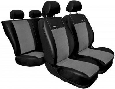Huse auto pentru scaune VW PASSAT B6 2005-2010 SEDAN NEGRU