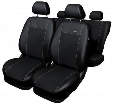 Huse auto pentru scaune Dacia Duster I FL 2013-2017 NEGRU
