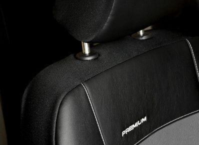 Huse auto pentru scaune VW Touran 2003-2015 NEGRU