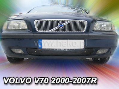 Protectie grila iarna Volvo V70 2000-2007 ( JOS )