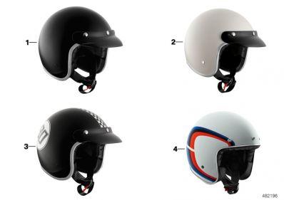 Helmet Legend Black Storm