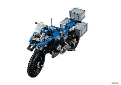 Model Lego R1200 GSA