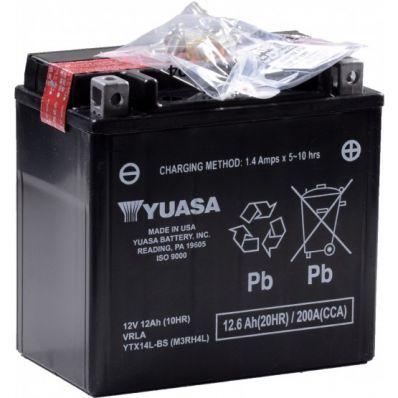 Yuasa 12V 12Ah YTX14L-BS