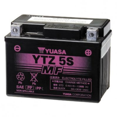 Yuasa 12V 3.5Ah YTZ5S