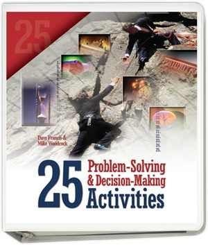 25 Problem Solving & Decision Making Activities - Digital Version (cu Traducere in Romana)