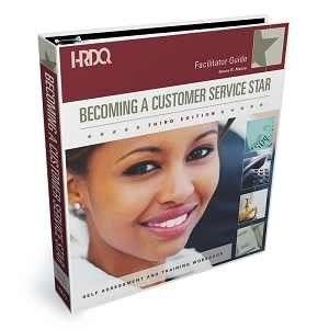 Becoming A Customer Service Star - Facilitator Set