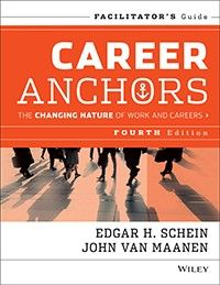 Career Anchors, 4ed - Self Assessment