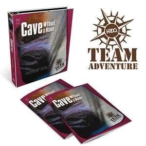 Cave Without A Name - Info Kit
