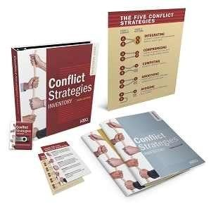 Conflict Strategies Inventory 3ed - Paper Participant Set