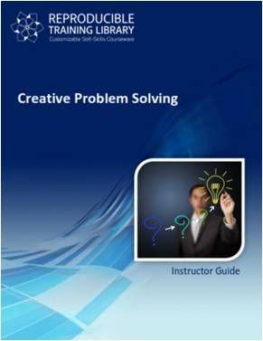 Creative Problem Solving (engleza & traducere in romana)