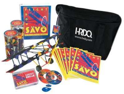 Flight From Savo Game Kit - engleza & romana - kit de joc de invatare experientiala