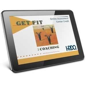 Get Fit For Coaching Online Assessment Center Credit with Feedback Report