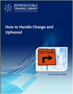 How to handle change and upheaval (engleza & traducere in romana)