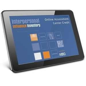Interpersonal Influence Inventory Online Assessment Center Credit