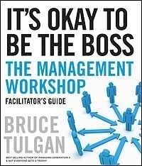 It's Okay to Be the Boss - Participant Workbook
