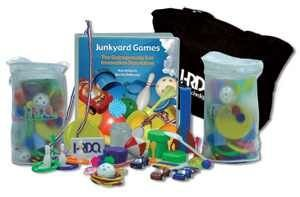 Training / Workshop corporate: Junkyard Games - joc de invatare experientiala