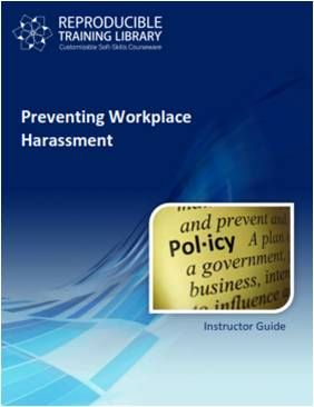 DEMO GRATUIT: Preventing Workplace Harassment