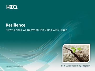 Resilience E-Learning