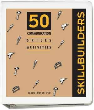SkillBuilders: 50 Communication Skills Activities - Digital Version