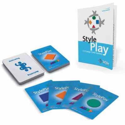 StylePlay Card Game cu traducere in limba romana