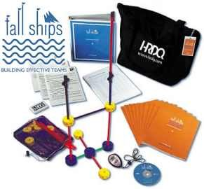Training / Workshop / Business Game corporate - Tall Ships