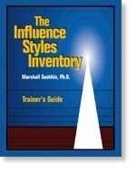 The Influence Styles Inventory Trainer's Guide