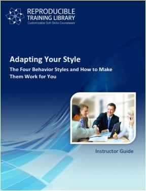 Adapting Your Leadership Style (engleza & traducere in romana)