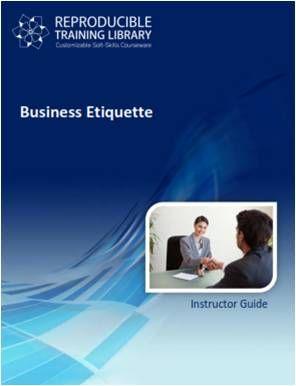 Business Etiquette (engleza & traducere in romana)