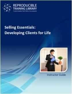 SELLING ESSENTIALS: Developing clients for life  cu traducere in limba romana