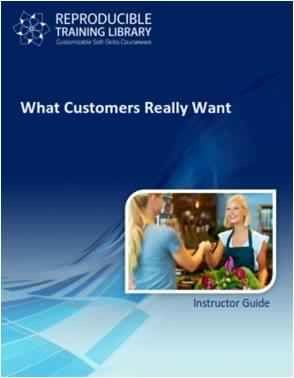 Training: What Customers Really Want
