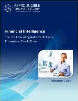 Financial Intelligence (engleza & traducere in romana)