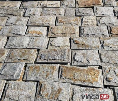 Piatra naturala Gneiss Gri-Galben handmade - Recomandari utilizare