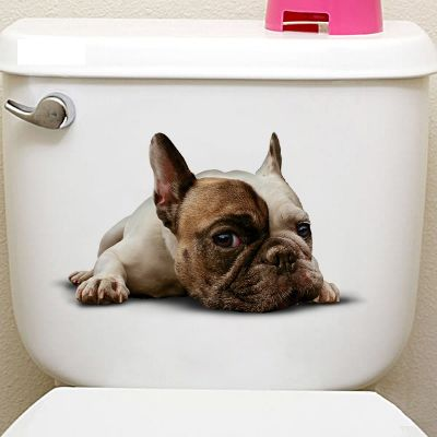 Sticker decorativ Here I Am Puppy