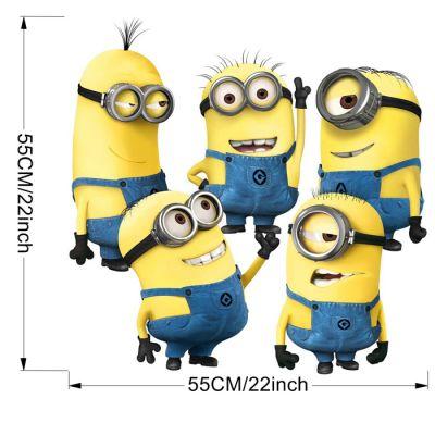 Sticker perete Despicable Me - Minion 55 x 55 cm