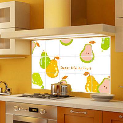 Sticker perete Fruits Kitchen Decor