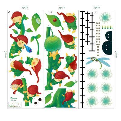 Sticker perete Grow up Elf 100 x 200 cm