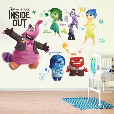 Sticker perete Inside Out Disney 60 x 40 cm