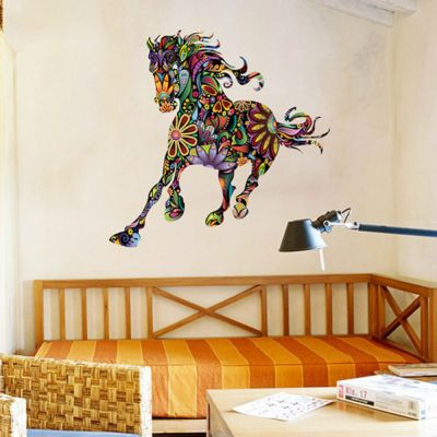 Sticker perete Magic Horse