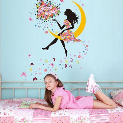 Sticker perete Moon Fairy