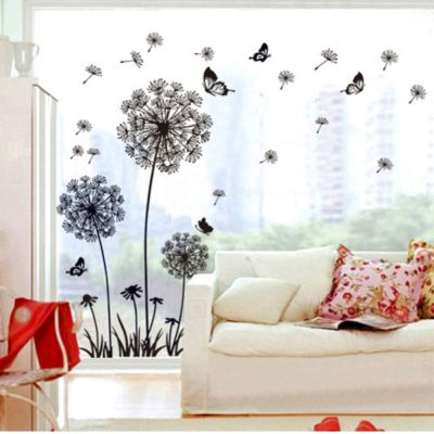 Sticker perete Papadii si fluturi