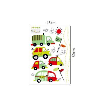 Sticker perete Ready...Go!140 x 50 cm