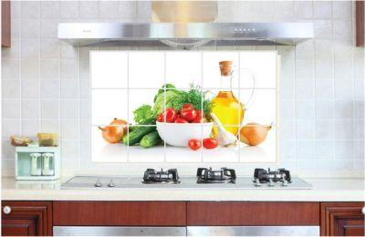 Sticker perete Salad Kitchen Decor