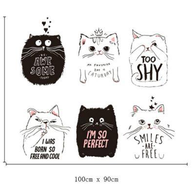Sticker perete Smiles are Free