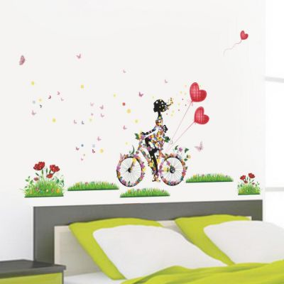 Sticker perete Spring 135 x 80 cm