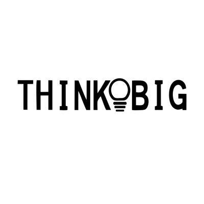 Sticker perete ThinkBig