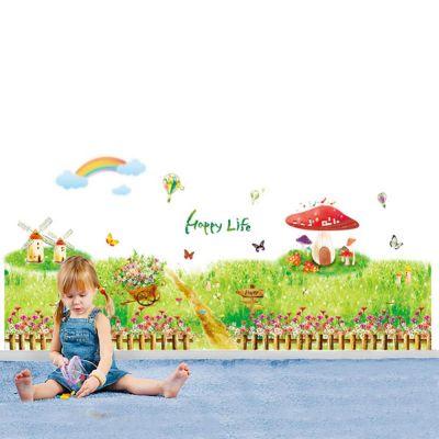 Sticker perete Wonderland 115 x 60 cm