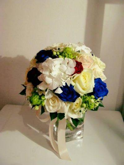 Blu Roses